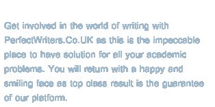perfect writers uk