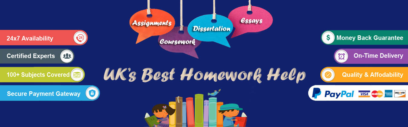 UK's Best Homework Writing Service & Help