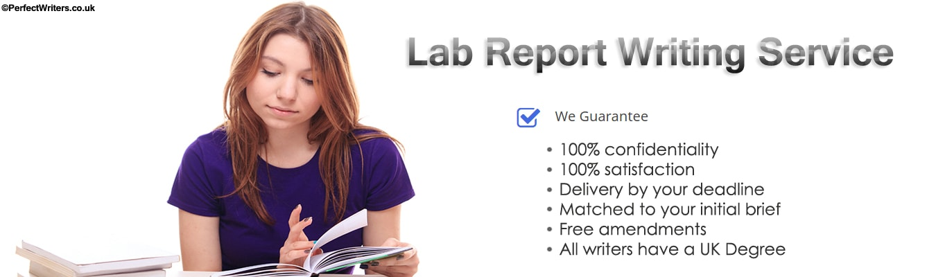 Lab report writers best