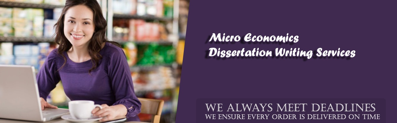 Microeconomics Dissertation