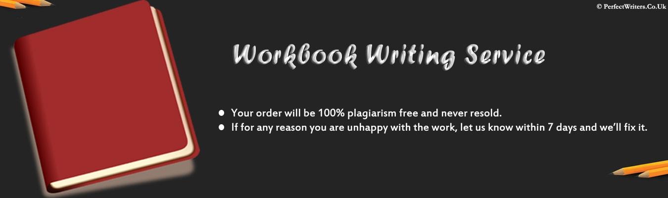 Workbook Writing Service UK